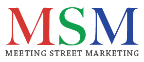 Meeting Street Marketing Logo